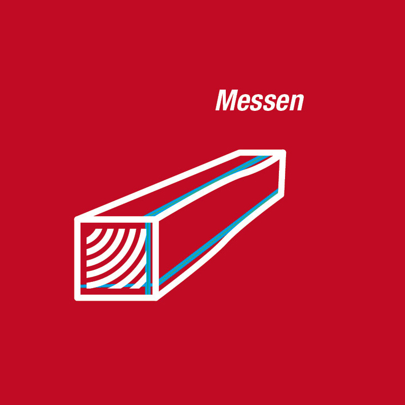 illustration messen